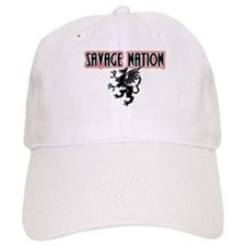 Savage Nation - Heraldry Desi Baseball Cap