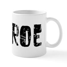 Conroe Faded (Black) Mug