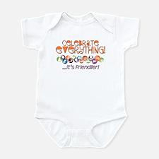 Celebrate Everything Infant Bodysuit