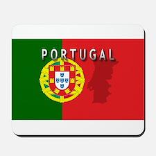 Portugal Flag Extra Mousepad