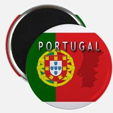 "Portugal Flag Extra 2.25"" Magnet (10 pack)"