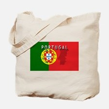 Portugal Flag Extra Tote Bag