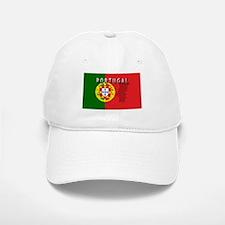 Portugal Flag Extra Baseball Baseball Cap