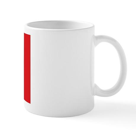 Portugal Flag Extra Mug