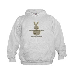 officially bunny-whipped Hoodie
