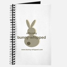 officially bunny-whipped Journal