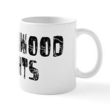 Cottonwood H.. Faded (Black) Mug