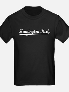 Vintage Huntington.. (Silver) T