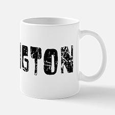Covington Faded (Black) Mug