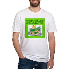 OCEANOGRAPHER GIFTS T-SHIRTS Shirt