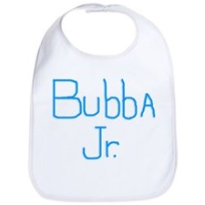Bubba Jr. Baby Boy Bib
