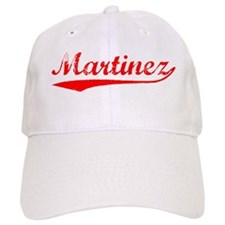 Vintage Martinez (Red) Baseball Cap