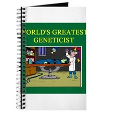 GENETICIST GIFTS T-SHIRTS Journal