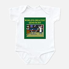GENETICIST GIFTS T-SHIRTS Infant Bodysuit