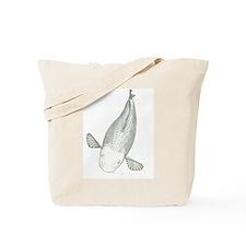 Platinum Ogon Tote Bag
