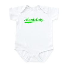 Vintage Montclair (Green) Infant Bodysuit