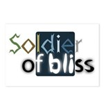 Soldier of Bliss Postcards (Package of 8)