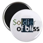 Soldier of Bliss Magnet