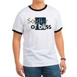 Soldier of Peace Ringer T