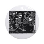 Faust 41 Ornament (Round)