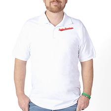 Retro Santo Domingo (Red) T-Shirt