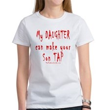Cute Chic fighter Tee