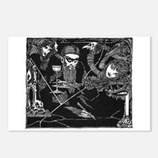 Faust 41 Postcards (Package of 8)
