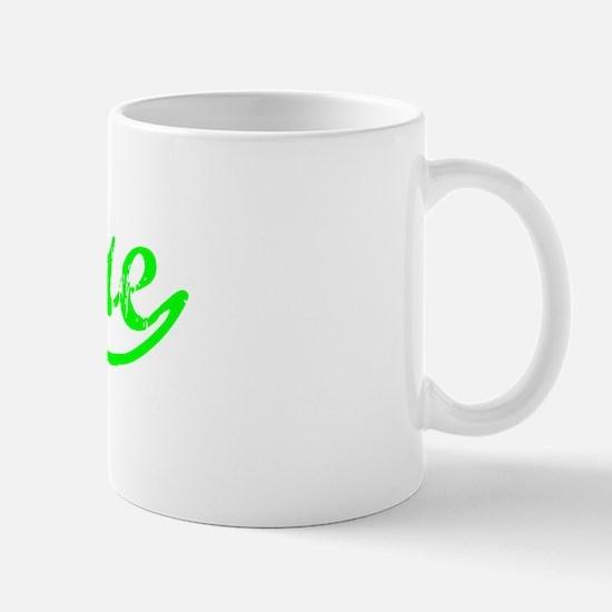 Vintage Moore (Green) Mug