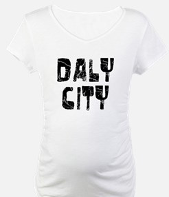 Daly City Faded (Black) Shirt
