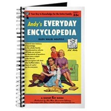 "Pulp Journal - ""Andy's Encyclopedia"""