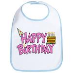 Birthday Girl Bib