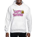 Birthday Girl Hooded Sweatshirt