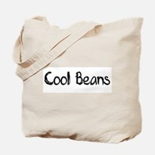 Cool Beans Tote Bag