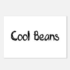 Cool Beans Postcards (Package of 8)