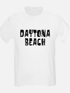 Daytona Beach Faded (Black) T-Shirt
