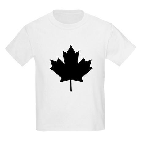 Canadian Goth Kids Light T-Shirt