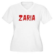 Zaria Faded (Red) T-Shirt