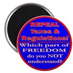 Repeal Taxes#1c Magnet