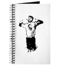Che Guevara Stencil Journal