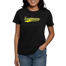 Vintage Saginaw (Gold) Tee