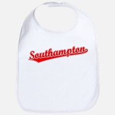 Retro Southampton (Red) Bib