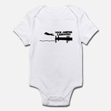 Lab Dock Jumping Baby Bodysuit