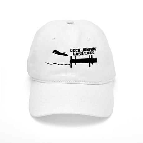 Lab Dock Jumping Hat