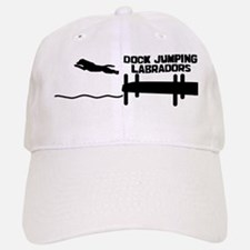 Lab Dock Jumping Hat