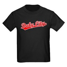 Retro Daly City (Red) T