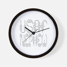 USAF Nephew Wall Clock
