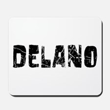 Delano Faded (Black) Mousepad