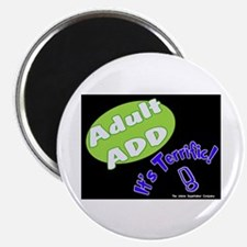 Adult ADD Magnet