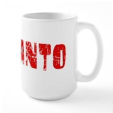 Adelanto Faded (Red) Mug
