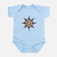 OM Starburst Infant Bodysuit